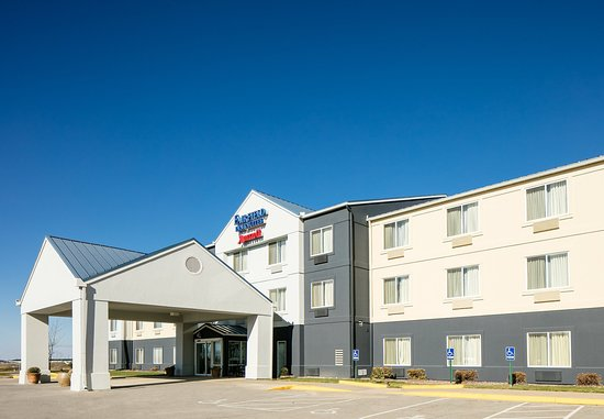 Fairfield Inn & Suites Kansas City Airport