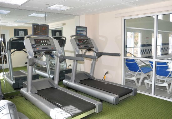 Fairfield Inn & Suites Nashville at Opryland: Fitness Center