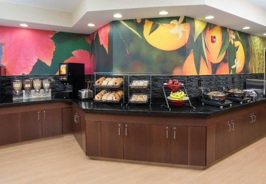 Tinley Park, IL: Free Hot Breakfast