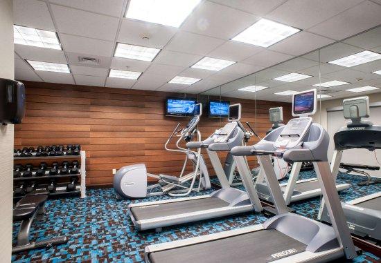 Fairfield Inn & Suites Clovis: Fitness Center