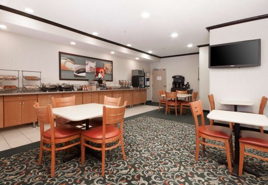 Coon Rapids, MN: Breakfast Dining Area
