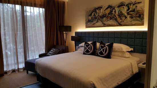 One of the latest hotel in ipoh nice ambience and