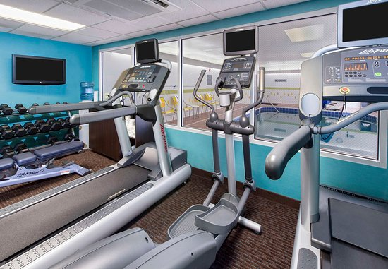 Fairfield Inn Tuscaloosa: Fitness Center