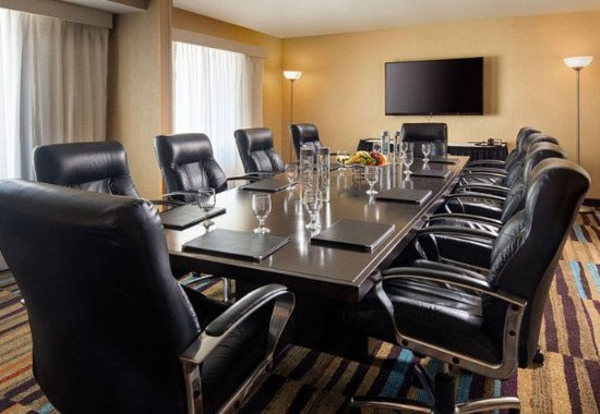 Fairfield Inn Sacramento Cal Expo: Boardroom