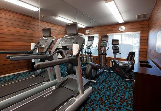 Fairfield Inn & Suites Fort Worth/Fossil Creek: Fitness Center