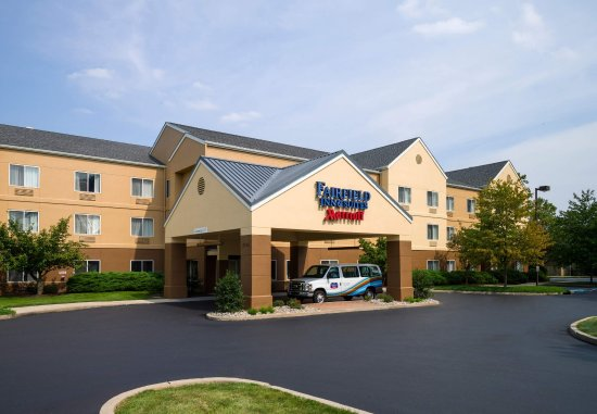 Fairfield Inn & Suites Allentown Bethlehem/Lehigh Valley Airport : Exterior