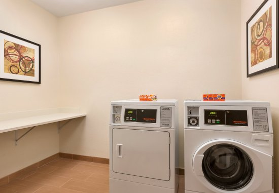 Humble, TX: Guest Laundry