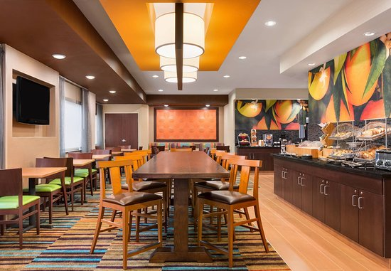 Humble, TX: Breakfast Dining Area
