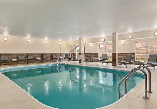 Humble, TX: Indoor Pool