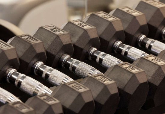 Humble, TX: Fitness Center - Free Weights