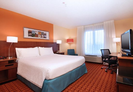 Irving, TX: King Guest Room