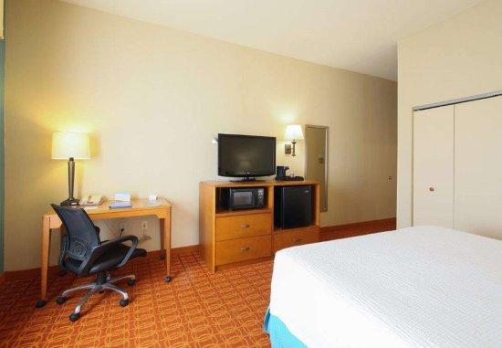 Warner Robins, GA: King Guest Room - Work Desk