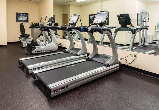 Fairfield Inn Fort Leonard Wood St. Robert : Fitness Center