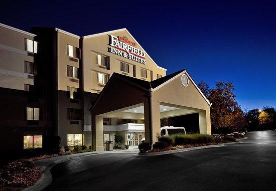 Fairfield Inn & Suites Raleigh-Durham Airport/RTP: Entrance
