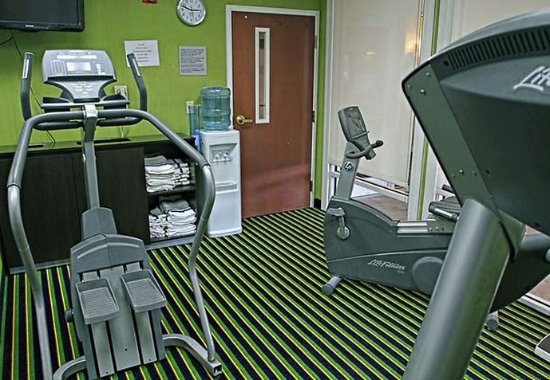 Fairfield Inn Princeton: Fitness Center