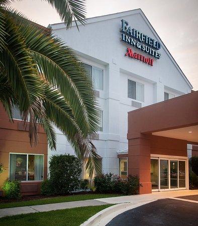 Fairfield Inn & Suites Savannah I-95 South