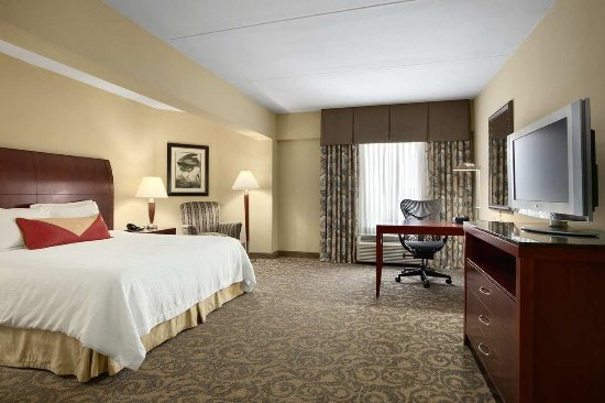 Champaign, IL : King Bed Accessible Room