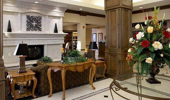 Champaign, IL : Hotel Lobby