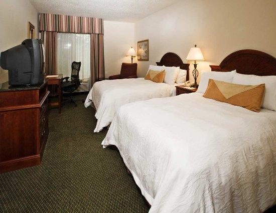 Hilton Garden Inn Montgomery East : Accessible Queen Guest Room