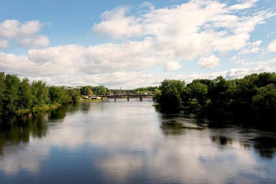 Auburn, ME: Androscoggin-River