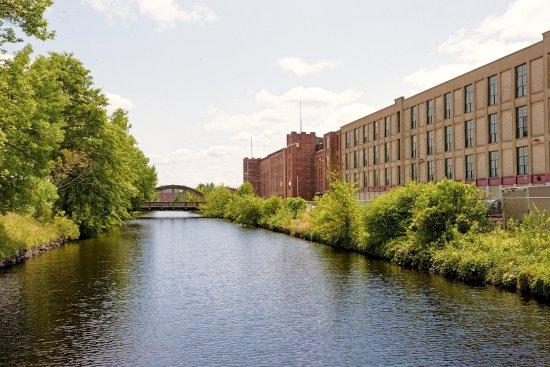 Auburn, ME: River-Canal