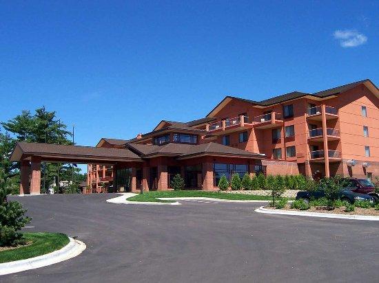 Hilton Garden Inn Wisconsin Dells: Hotel Exterior