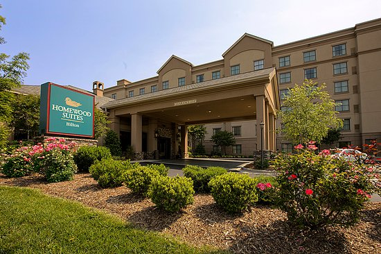 Homewood Suites by Hilton Asheville- Tunnel Road: Exterior