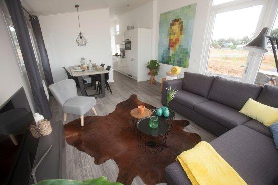 Biebosch (woonkamer) - Foto van Resort Mooi Bemelen, Bemelen ...