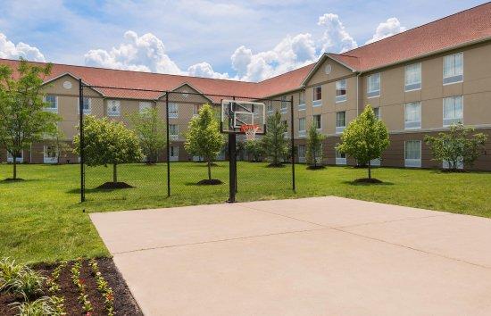 Maryland Heights, MO : Basketball Court