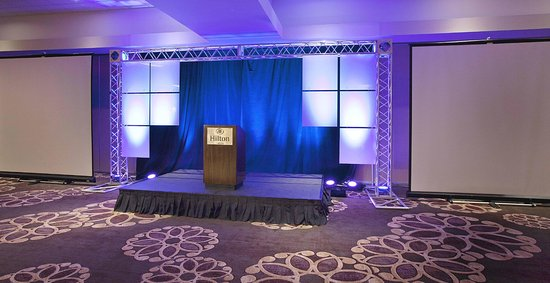 Concord, CA: Meeting Room Podium