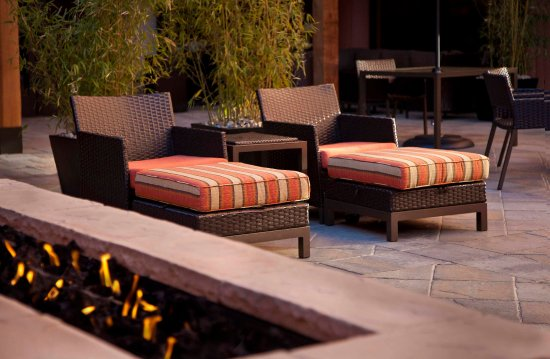 Concord, CA: Courtyard Seating, Fire Pit