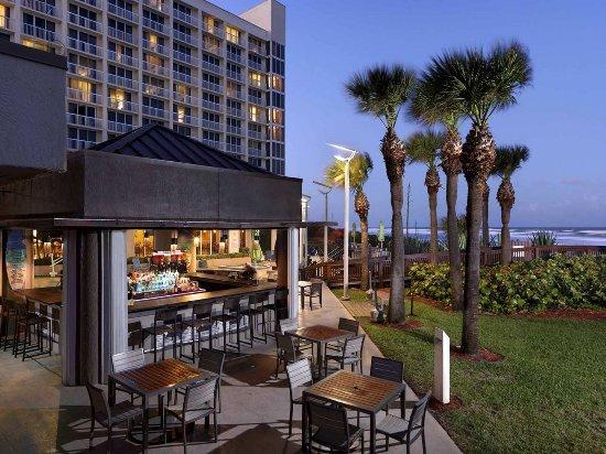 Hilton Melbourne Beach Oceanfront: Hilton Melbourne Bar