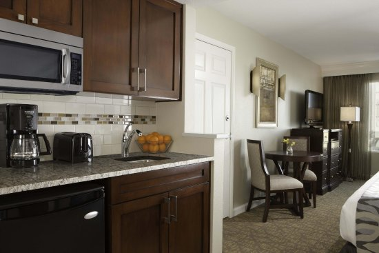 Hilton Grand Vacations on Paradise (Convention Center): Studio Kitchenette