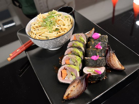 Koshi Sushi Restaurant Delivery