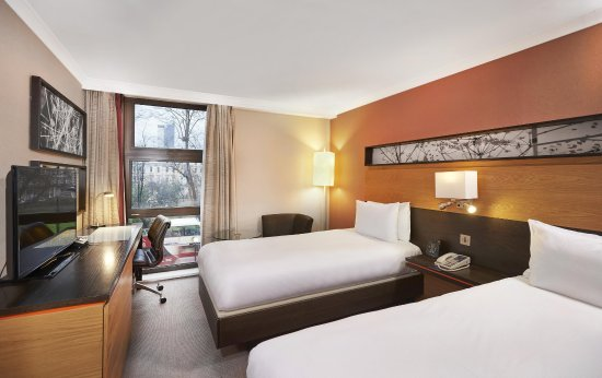 Hilton London Kensington: Twin Executive