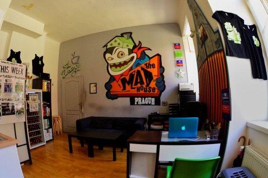 The MadHouse Prague: reception