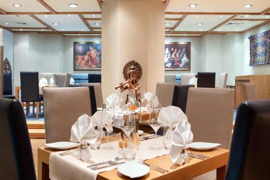 Ramses Hilton: Maharaja Restaurant