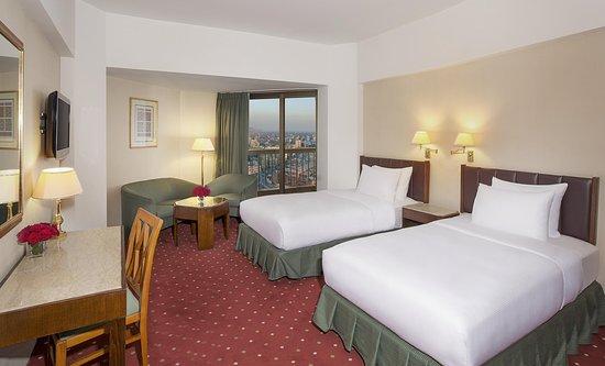 Ramses Hilton: Hilton Twin Guest Room