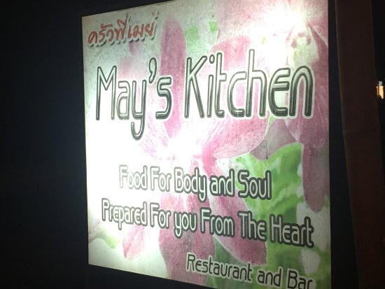 May's Kitchen... absolutely remarkeble... sympathic atmosphere an good food!!!