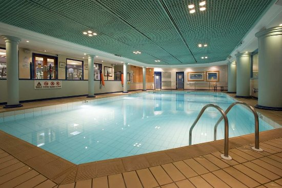 swimming pool picture of hilton blackpool hotel