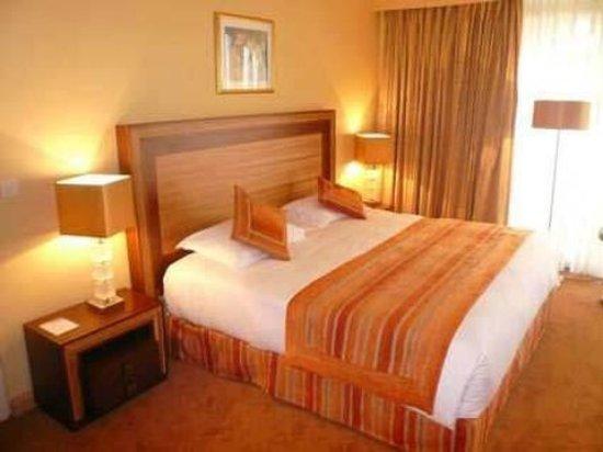 Hilton Alger: Guest Room