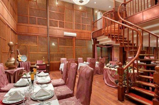 Hilton Alger: Restaurant