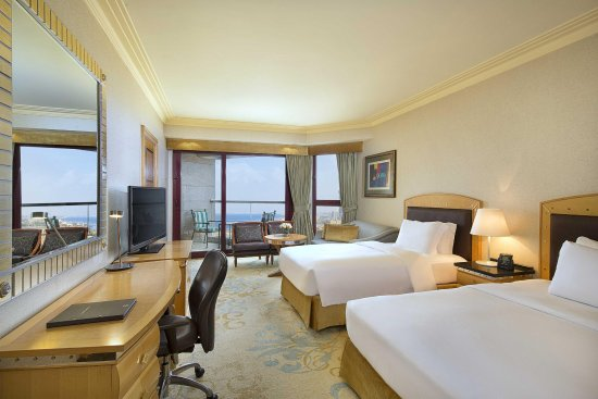 Jeddah Hilton: Twin Hilton Executive Bedroom