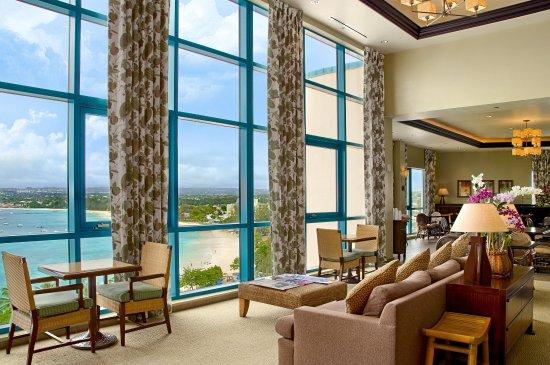 Saint Michael Parish, Barbados: Executive Lounge