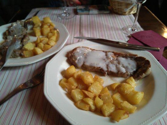 Gran men de diario y gran vino corral de campanas Menu comida casera