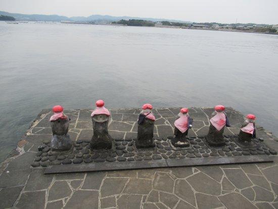 Iki, Japan: 6体の地蔵