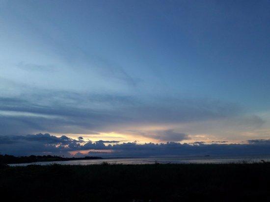 Guarare, Panama: Disfruta de éste hermoso atardecer en nuestro Puerto de Guararé.