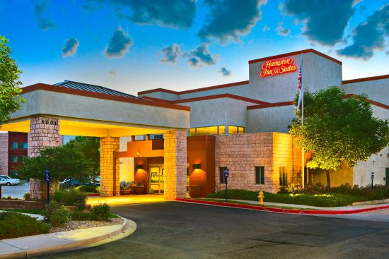 Hampton Inn & Suites Denver Tech Center: Exterior