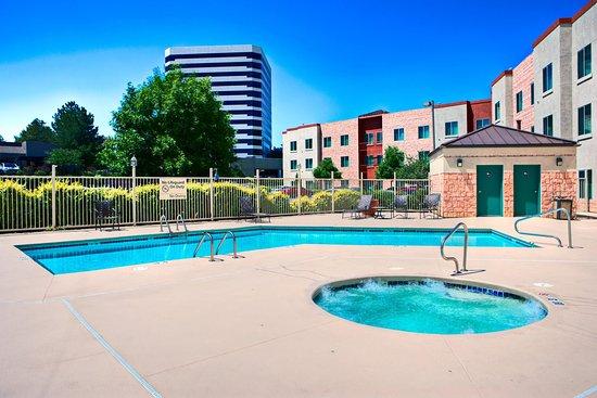 Hampton Inn & Suites Denver Tech Center: Pool