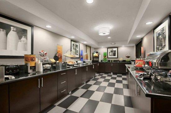 กาดิลแลค, มิชิแกน: Breakfast Area